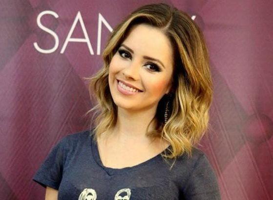 Fãs apostam que Sandy está à espera do segundo filho. Assessoria da cantora é procurada e nega os fatos (Foto: Reprodução)