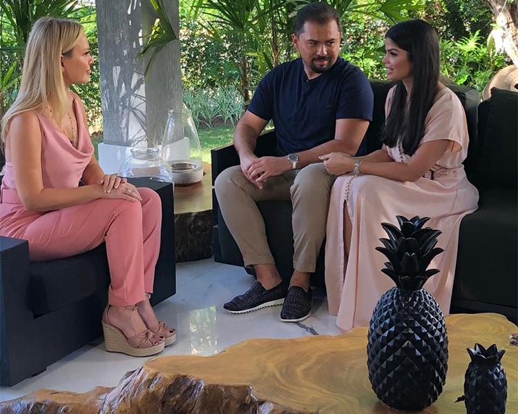 O cantor Xand Avião abriu as portas de sua mansão luxuosa para o programa Eliana, do SBT e impressionou com os detalhes do local (Foto: Divulgação)