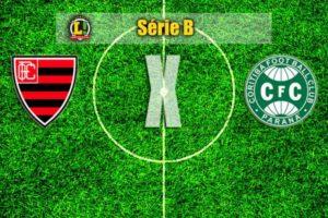 Saiba como assistir o jogo de Oeste e Coritiba pela série B do Brasileirão (Foto: Reprodução)