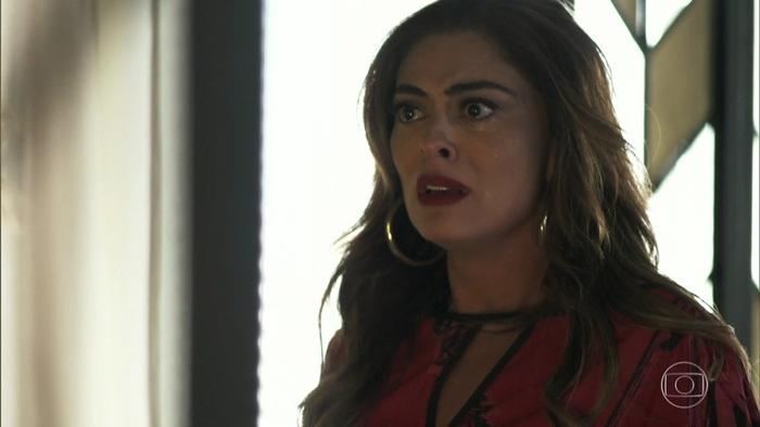 Maria da Paz (Juliana Paes) em A Dona do Pedaço; Globo procura atriz para viver provável filha da protagonista (Foto: Reprodução/Globo)