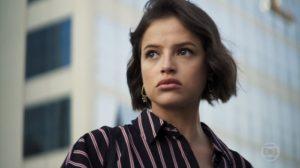 Josiane (Agatha Moreira) em A Dona do Pedaço (Foto: Reprodução/Globo)