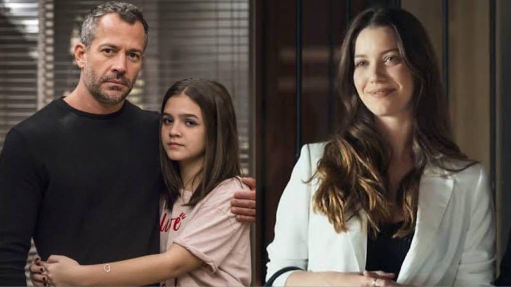 Agno enfrentará a rejeição da filha após Fabiana revelar para ela que o empresário é gay (Montagem TV Foco)