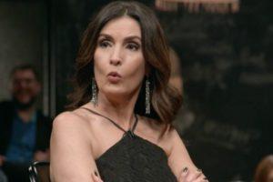 Fátima Bernardes (Reprodução/Globoplay)