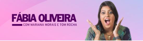 Fábia Oliveira, colunista do Jornal O Dia. Foto: Reprodução/O Dia famoso