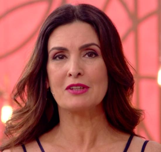 Fátima Bernardes se retratou ao vivo após erro no Encontro - Reprodução/Globoplay