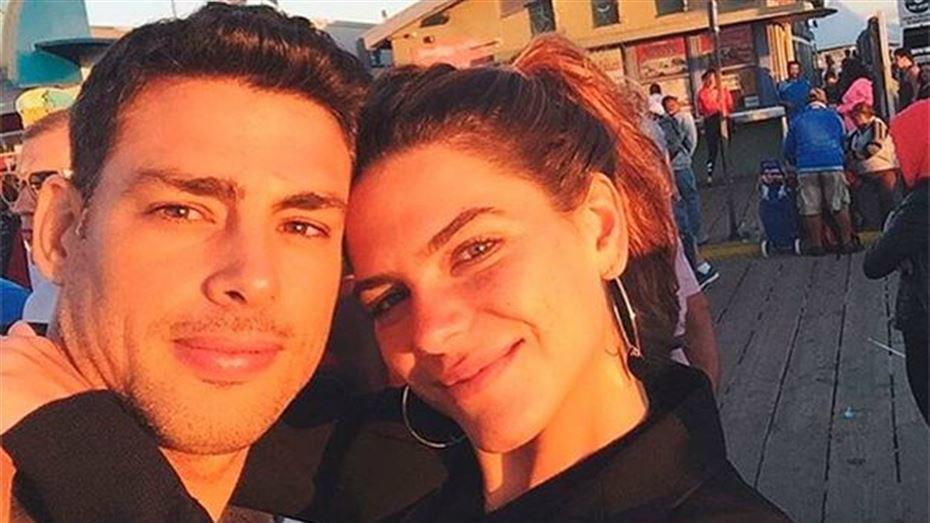 Cauã Reymond e Mariana Goldfarb (Foto: Reprodução/Instagram)