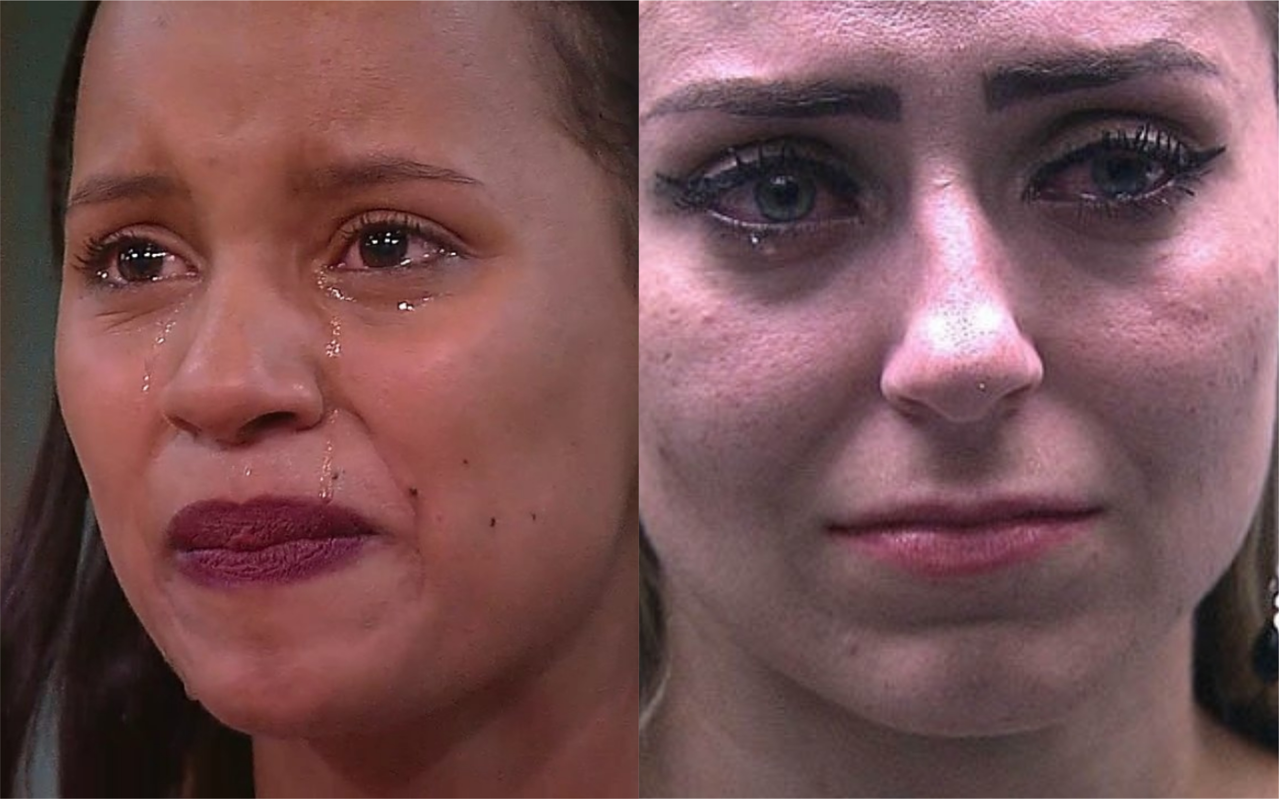 Gleici Damasceno e Paula Von Sperling trocaram farpas nas redes sociais e briga foi exposta (Foto: Divulgação / TV Foco)