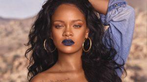 A cantora Rihanna patrocinou evento LGBTQ+ (Foto: Reprodução)