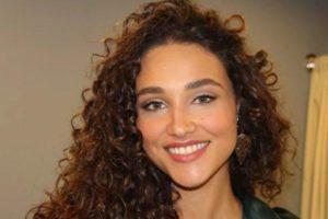 A atriz da Globo e ex-mulher de José Loreto, Débora Nascimento Foto: Reprodução/Internet