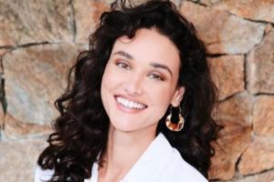 A atriz da Globo e ex-mulher de José Loreto, Débora Nascimento (Foto: Reprodução)