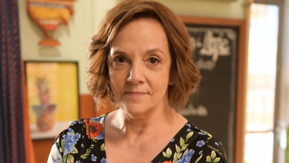 Famosa atriz da Record, Denise Del Vecchio que atualmente está em Topíssima