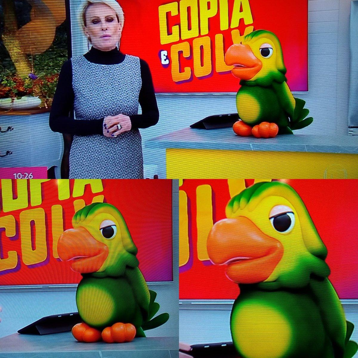 Globo não perdoa nem Louro José, mudanças são feitas e o Mais Você terá outro mascote - Globo