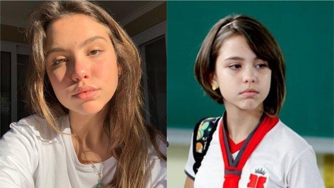 Bruna Carvalho, atriz do SBT
