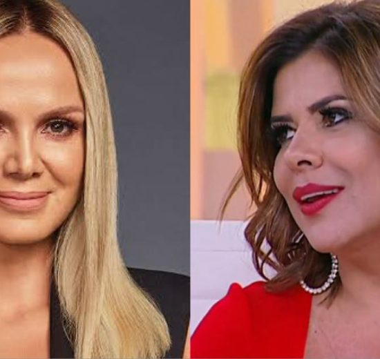 Eliana tem segredo extravagante exposto por Mara Maravilha (Montagem: TV Foco)