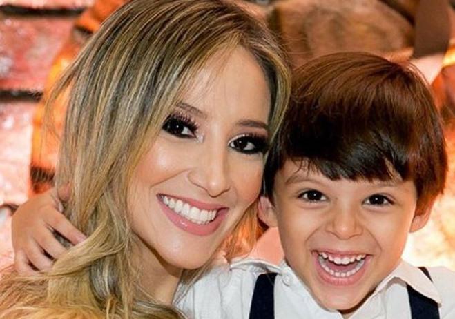 Elisa Leite e Bernardo (Foto: Divulgação)