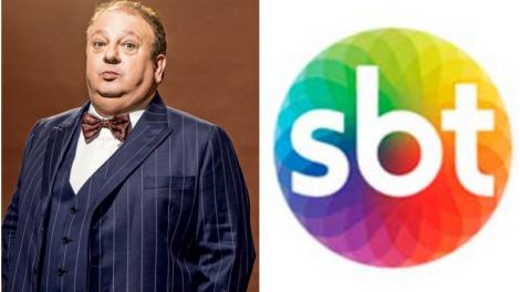 O apresentador do programa MasterChef da Band contou que já recebeu proposta para trabalhar na emissora de Silvio Santos, SBT (Foto: Montagem TV Foco)
