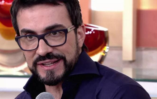 Fabio de Melo causou polêmica em sua rede social (Foto: Reprodução/Globo)
