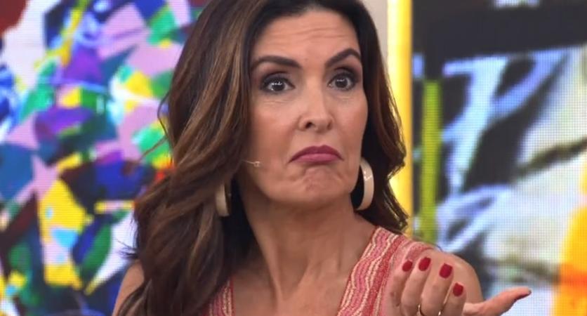Fátima Bernardes tem salário milionário na TV Globo (Foto: Reprodução/GShow)