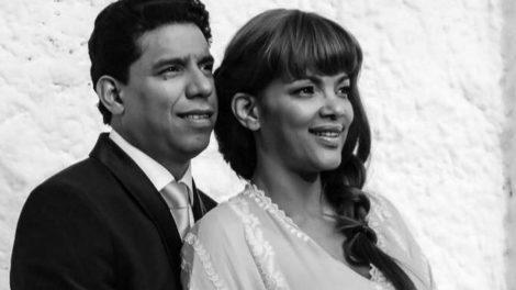 A deputada federal, Flordelis e o seu marido, Pastor Anderson do Carmo (Foto: Reprodução)