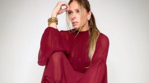 A ex-apresentadora do Muito + da Band, Adriane Galisteu (Foto: Reprodução)