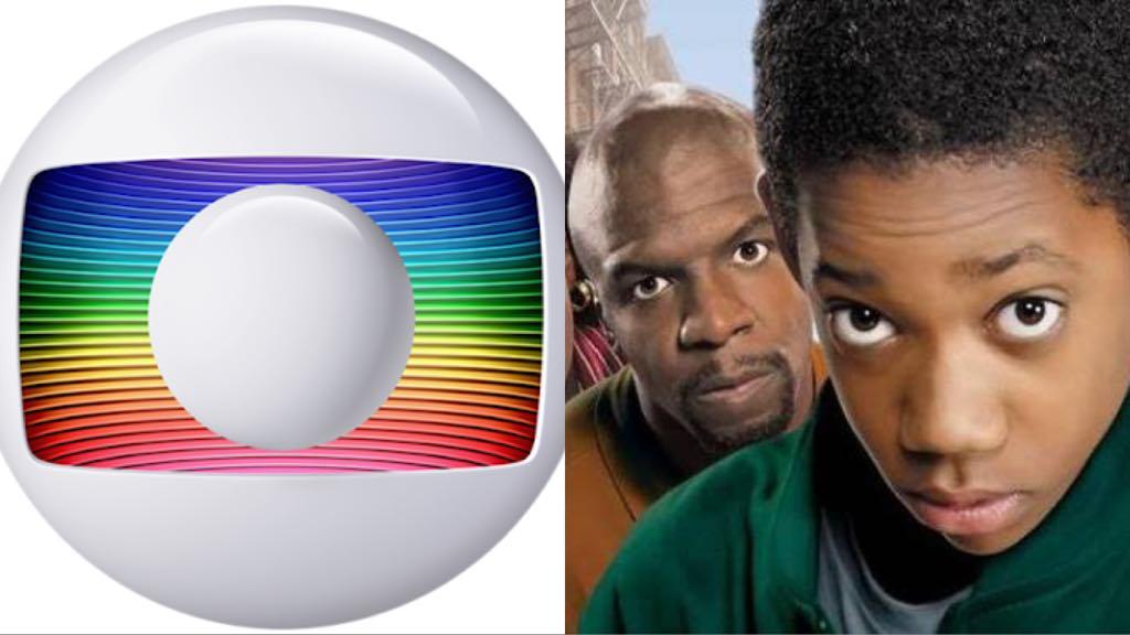 Globo compra os direitos da série De olho no sucesso a Globoacaba de comprar os direitos de exibição da série,Todo Mundo Odeia o Chris que é sucesso na Record.(montagem: TV Foco)
