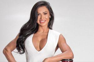 A esposa de Belo, a musa fitness, Gracyanne Barbosa belo fala sobre polêmica após suposta amante de Belo surgir em evento (Imagem: Instagram)
