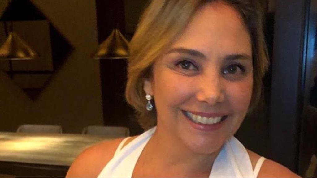 Heloisa Périssé descobriu um tumor nas glândulas salivares e passou por cirurgia (imagem: Instagram)