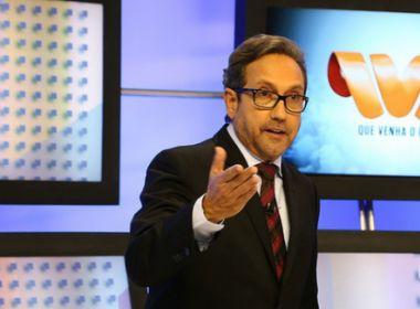 Casemiro Neto, apresentador da TV Aratu, retransmissora do SBT na Bahia, virou réu em ação do MP (Reprodução)