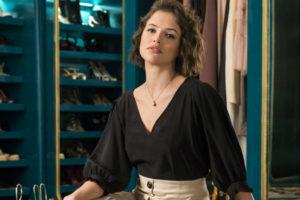Josiane em cena da novela das 21h da Globo, A Dona do Pedaço (Foto: Reprodução)