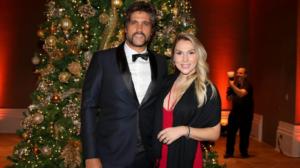 Leo Chaves e Tatianna Sbrana (Foto: AgNews)