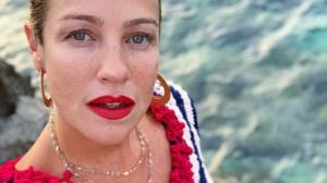 A atriz da Globo e ex-mulher do surfista, Pedro Scooby, Luana Piovani deu o que falar nas redes sociais (Foto: Reprodução)