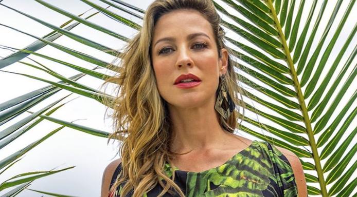 Luana Piovani causou mais uma vez nas redes sociais sobre término com ex, Pedro Scooby (Foto: Reprodução/Instagram)