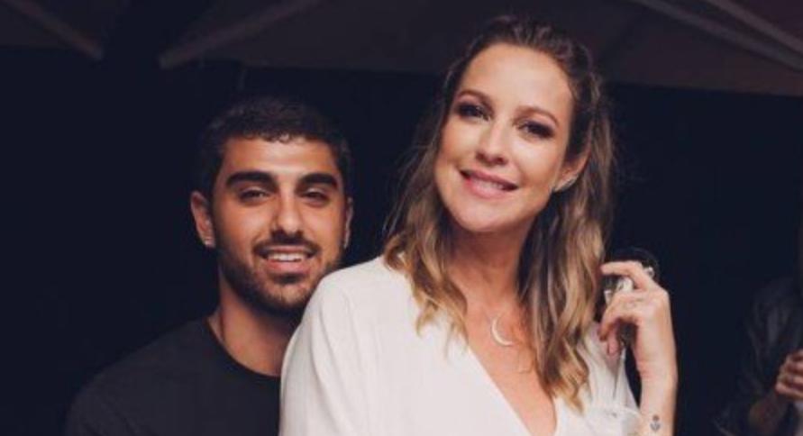 Luana Piovani e Ofek Malka (Foto: Reprodução/Instagram)