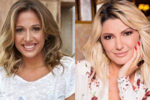 Luisa Mell e Antônia Fontenelle (Foto: Divulgação/Montagem TV Foco)