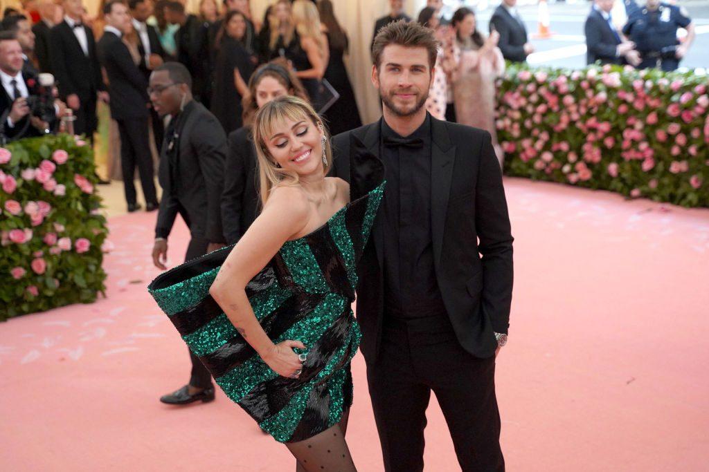 A cantora Miley Cyrus lançou nova música e deu detalhes da separação (Foto: Reprodução)