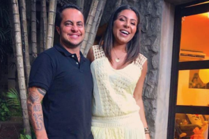 O ex-ator da Globo e filho de Gretchen, Thammy Miranda expõe Andressa Ferreira (Foto: Reprodução)