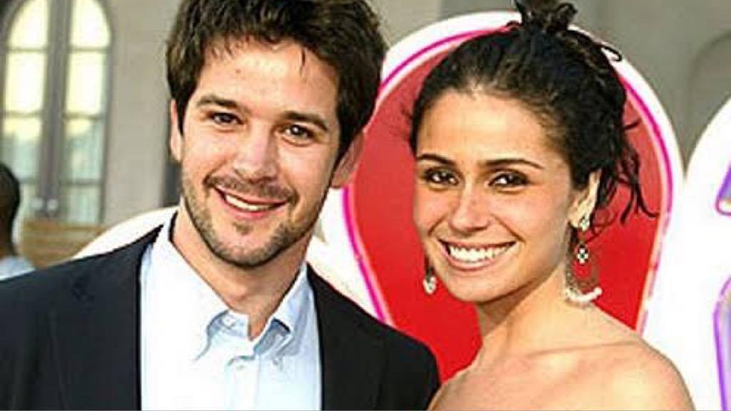 Murilo Benício e Giovanna Antonelli foram noivos entre 2002 e 2004 e tiveram um filho, Pietro hoje com 14 anos (Foto: Divulgação)