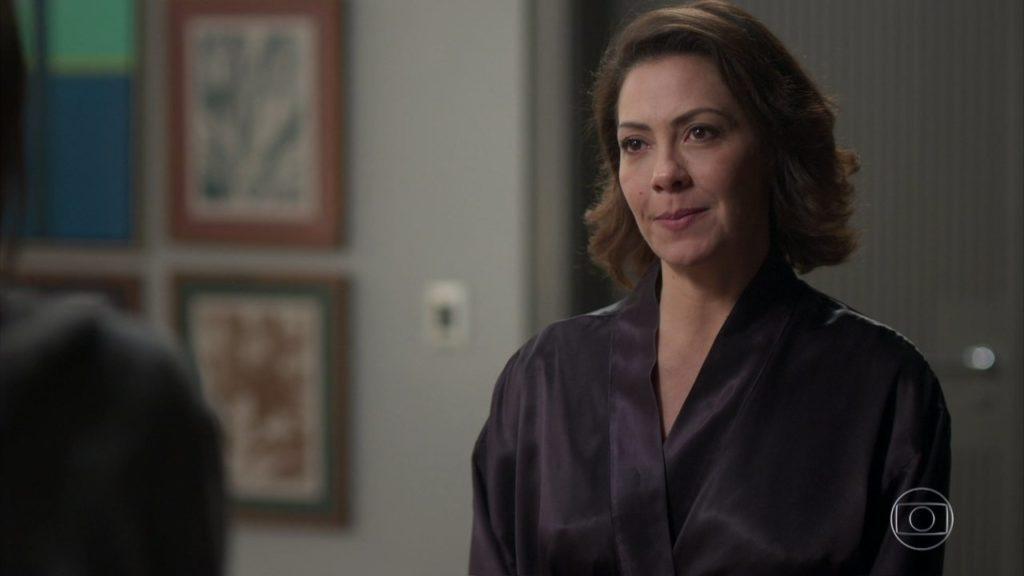 Faíbula Nascimento é a Nana na novela Bom Sucesso, exibida na faixa das 19h da Rede Globo (Foto: Reprodução)