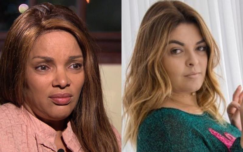 Nora de Flordelis, Luana Rangel é afastada de cargo importante após indiretas nas redes sociais falando sobre a morte do Pastor Anderson do Carmo (Foto: Montagem TV Foco)