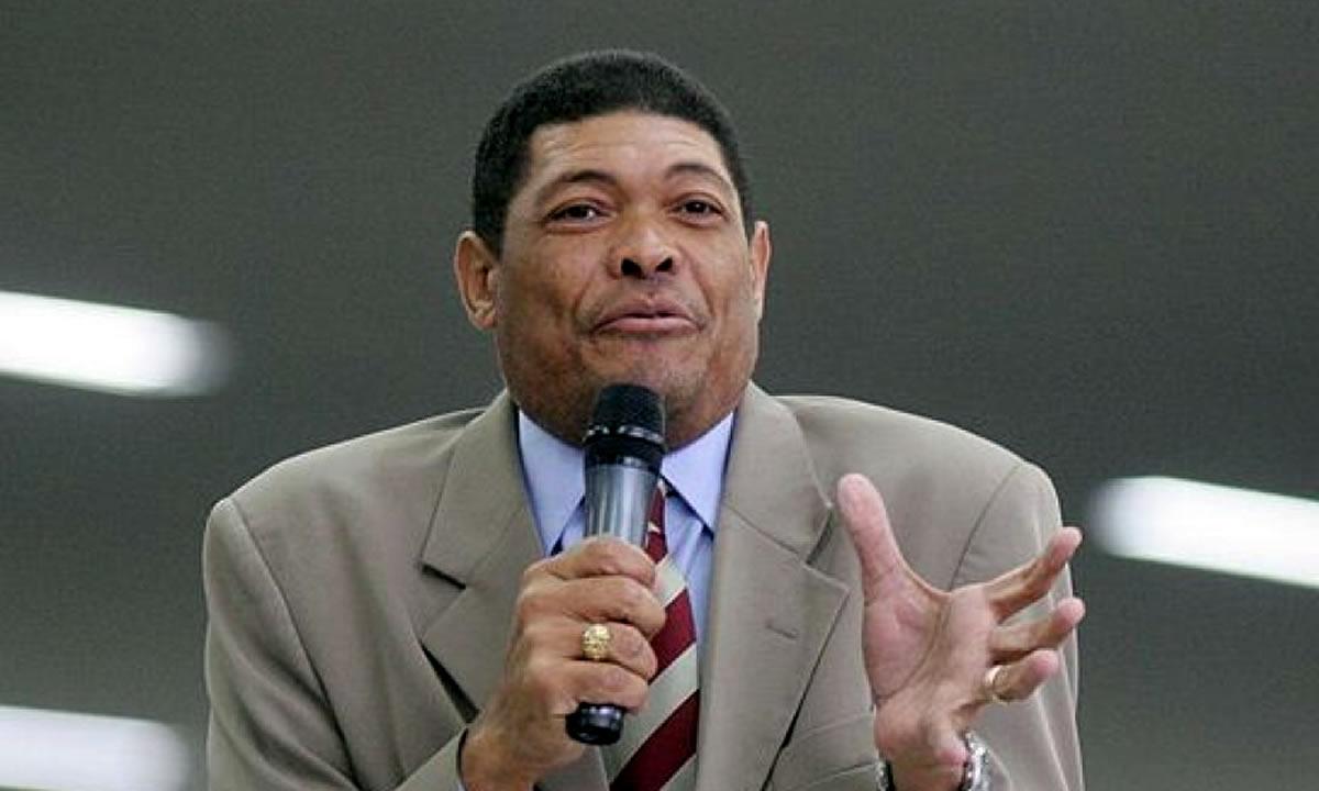 O famoso Pastor Valdemiro Santiago, da Igreja Mundial do Poder de Deus (Foto: Reprodução)