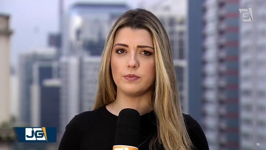 A jornalista Paula Brazão foi uma das funcionárias demitidas da Gazeta. (Imagem: Reprodução)