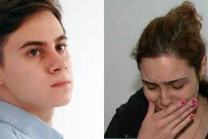 Rafael Miguel e Isabela Tibcherani (Foto: Reprodução/Facebook/Record/Montagem TV Foco)