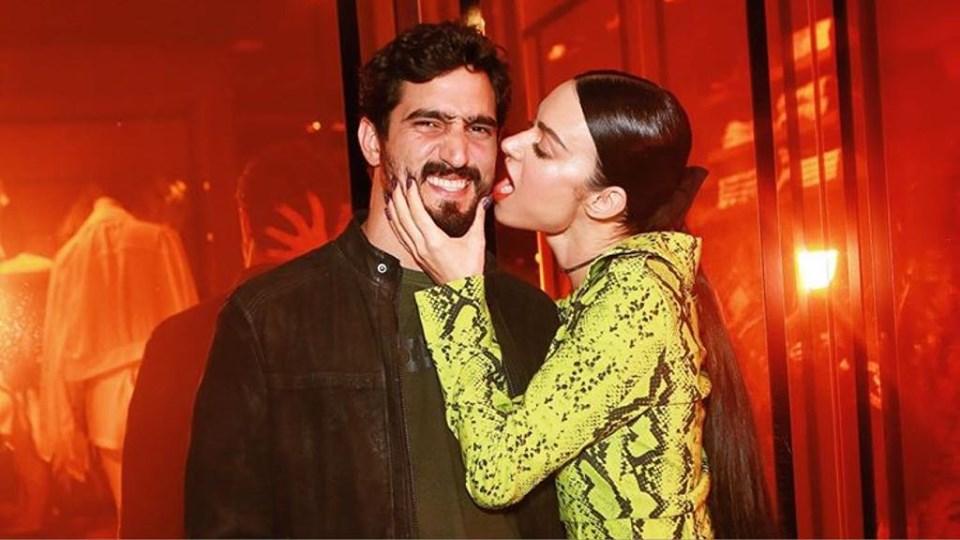 Thaila Ayla e Renato Goés trocam declarações de amor (Imagem: Instagram)