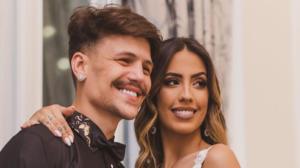 Saulo Poncio e Gabi Brandt (Foto: Reprodução/Instagram)