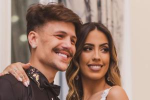 Saulo Poncio e Gabi Brandt (Foto: Reprodução/ Instagram)