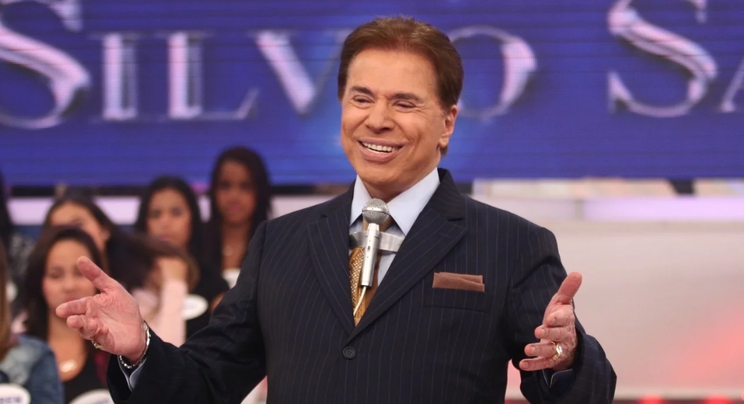 O dono do SBT e apresentador Silvio Santos (Foto: Divulgação/SBT)