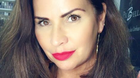 Solange Gomes apareceu seminua em foto e deixou os marmanjos em fervorosa (Foto: Reprodução/Instagram)