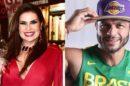 Solange Gomes revela detalhes sobre o membro de Kléber Bambam (Montagem: TV Foco)