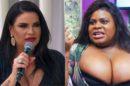 Solange Gomes critica as plásticas de Jojo Tdynho (Montagem: Instagram)