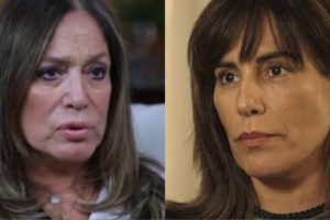 Susana Vieira e Gloria Pires estarão trabalhando juntas em Éramos Seis, próxima novela da Globo (Montagem: TV Foco)